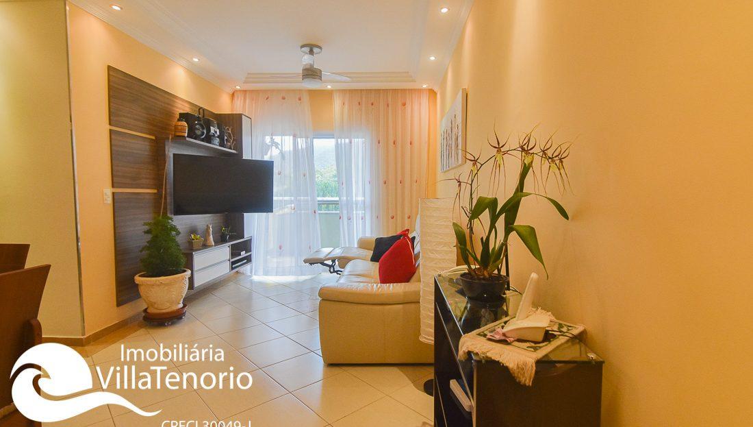 Apartamento para vender no Parque Vivamar em Ubatuba
